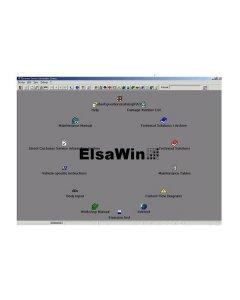 Elsawin 4.0 For Audi-VW-Skoda-Seat