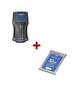 GM Tech2 Diagnostic Scanner Plus 32MB Card