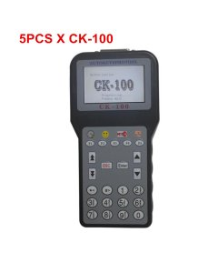 5pcs CK-100 Auto Key Programmer V45.02 SBB The Latest Generation