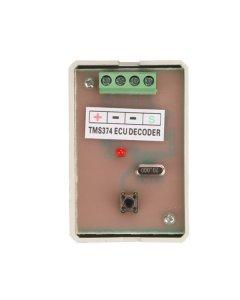 TMS374 ECU Decoder MCU Version
