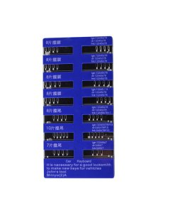 Ruler for Auto Key Check
