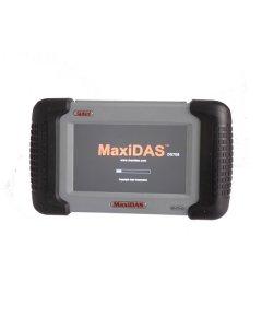 Original Autel MaxiDas DS708 Auto Diagnostic Tool Wifi Scanner Update Online Free Shipping