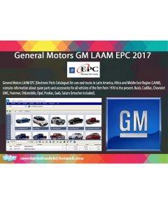 V2017.02 General Motors GM LAAM Market 2017 Parts Catalog