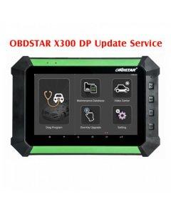 OBDSTAR X300 DP One Year Update Service