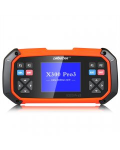 OBDSTAR X300 PRO3 X-300 Key Master with Immobiliser+Odometer Adjustment+EEPROM/PIC+OBDII+Toyota G & H Chip All Keys Lost