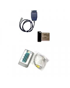 V2.0.0.11 Diatronik SRS+DASH+CALC+EPS OBD Tool Full Kit with USB Dongle for Win7 Win10 Support All Renesas and Infineon via OBD2