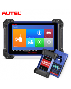 Original Autel MaxiIM IM608 ADVANCED IMMO & KEY PROGRAMMING Get Free Autel G-BOX2