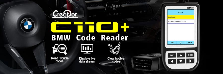 Creator C110 BMW Scanner