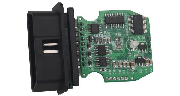 Mini VCI PCB board 2