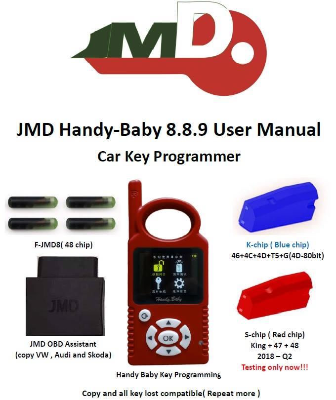 Original JMD King Chip