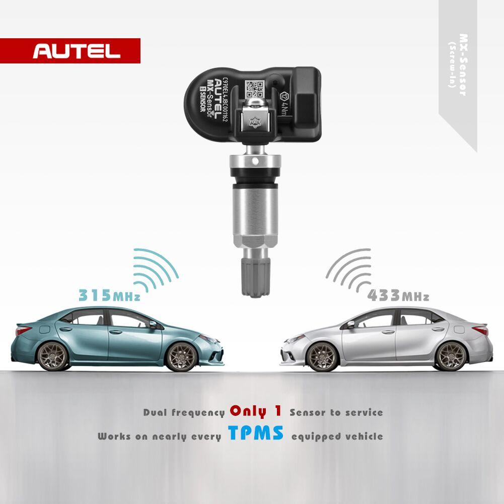 Autel MX-Sensor 433MHZ/315MHZ