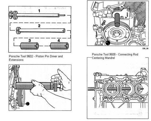 Augocom Porsche Engine Timing Tool Instruction 1