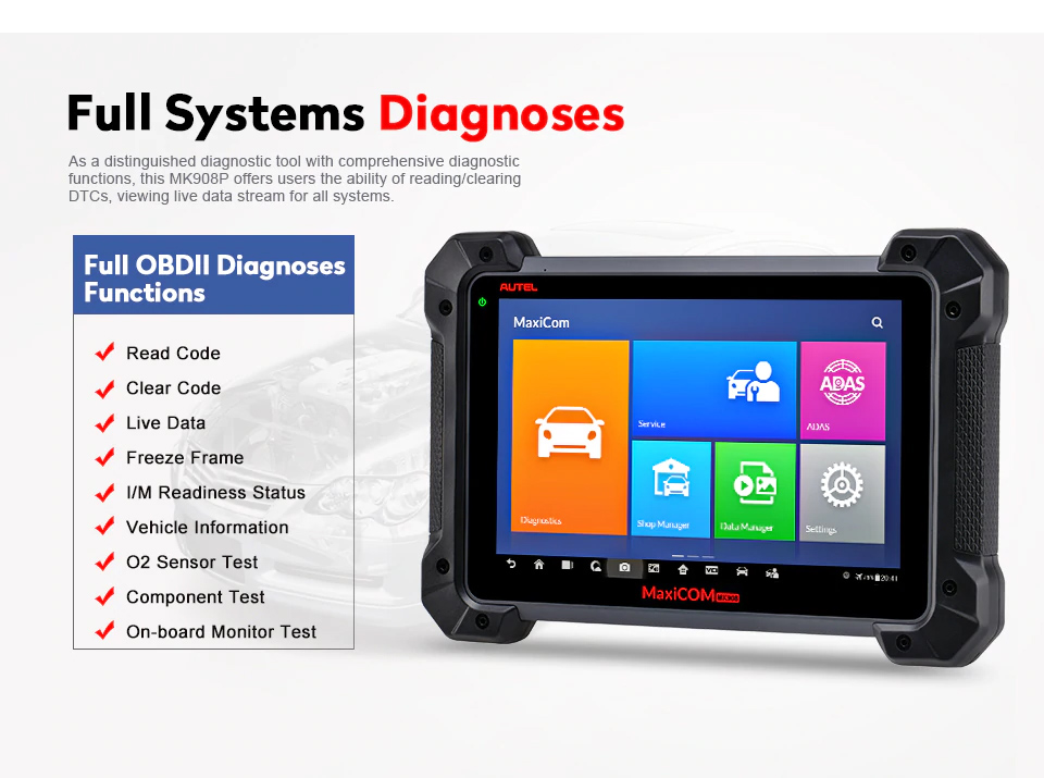 System Diagnosis