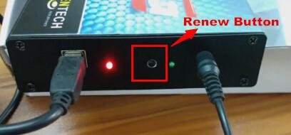 KTAG Renew Button