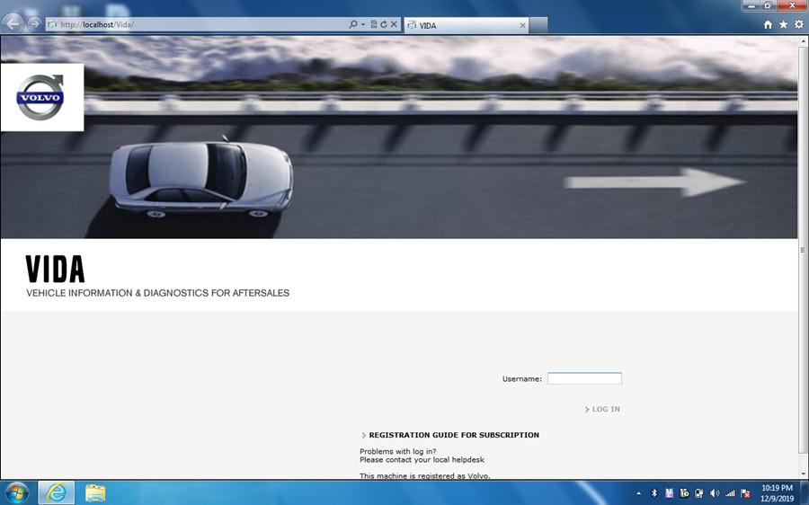 High Quality Bluetooth Version 2014D Volvo VIDA DICE