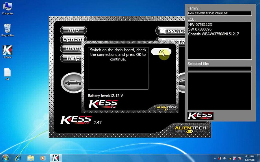 Kess V2 Software V2.47