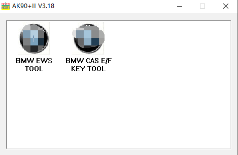 Newest BMW AK90+ II