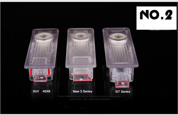 original naante bmw 3 series car door led welcome laser 2