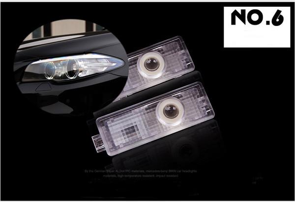 original naante bmw 3 series car door led welcome laser 6