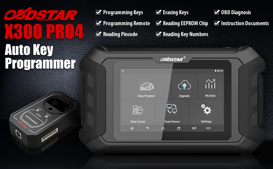 OBDSTAR X300 Pro4