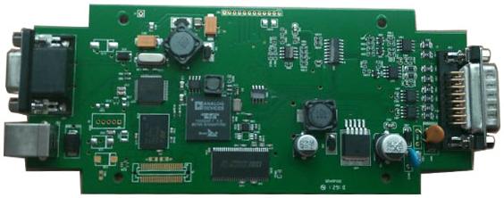 Volvo 88890300 Vocom?PCB Display 1