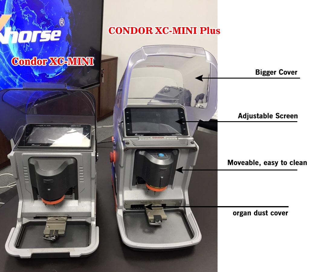 Xhorse CONDOR XC-MINI Plus