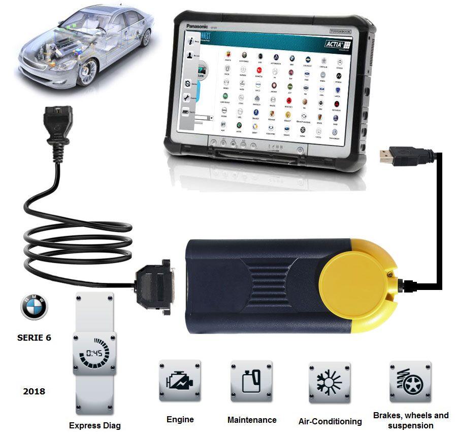 V2018.3 Multi-Diag Access J2534 Connection