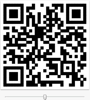 VDM UCANDAS for Android QR Code Display