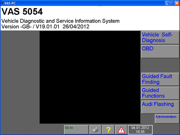 VAS 5054A Software 2