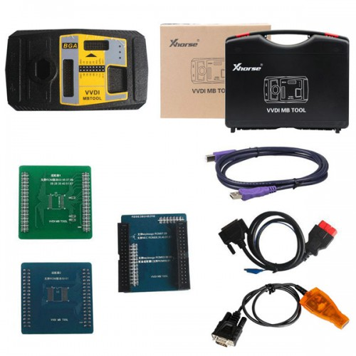VVDI MB Tool + VVDI2 Full Version